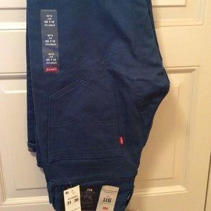 NWT Levi's Commuter Jeans